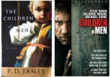 children of men by p d james